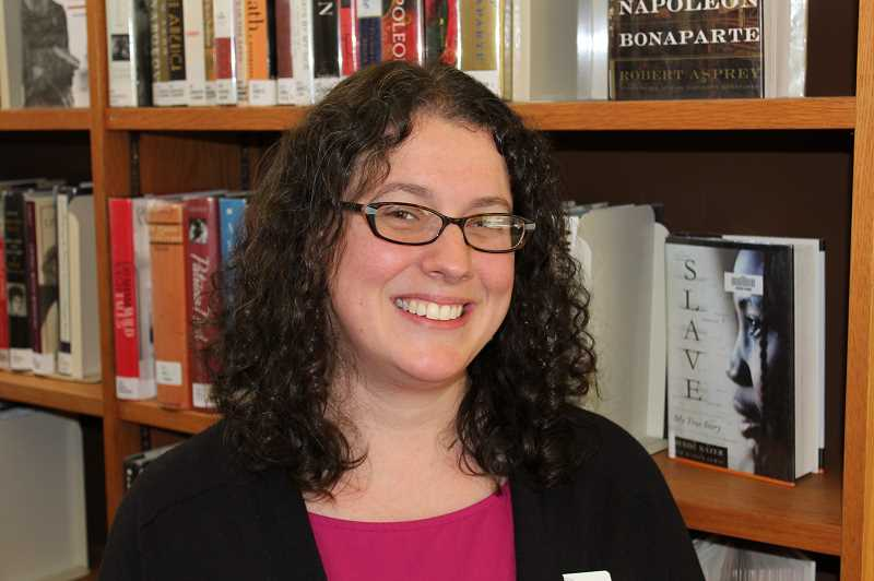 SUBMITTED PHOTO - Melissa Kelly was named director of the Lake Oswego Public Library on Wednesday. She will succeed Bill Baars, who retires on Oct. 1.