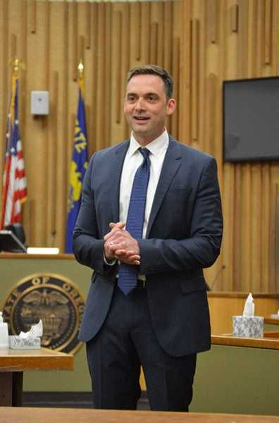 SPOTLIGHT FILE PHOTO - Columbia County District Attorney Jeff Auxier