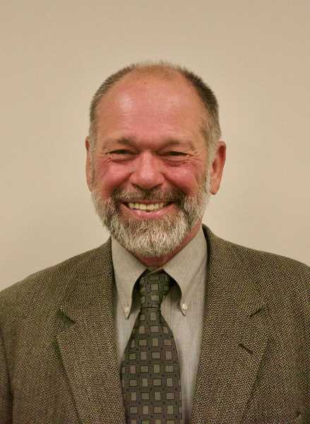OUTLOOK PHOTO: CHRISTOPHER KEIZUR - Political newcomer Allen Cox is running to be mayor of Gresham.