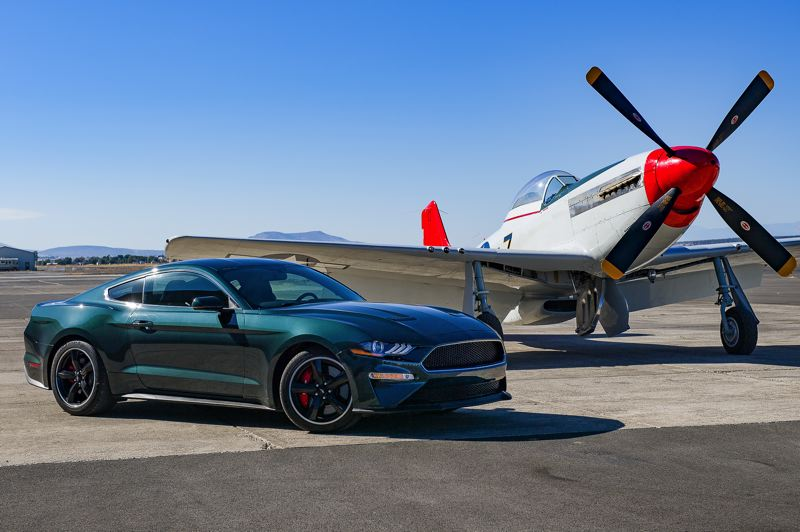 DOUG BERGER/NWAPA - The Northwest Most Fun Coupe is the 2019 Ford Mustang Bullitt.