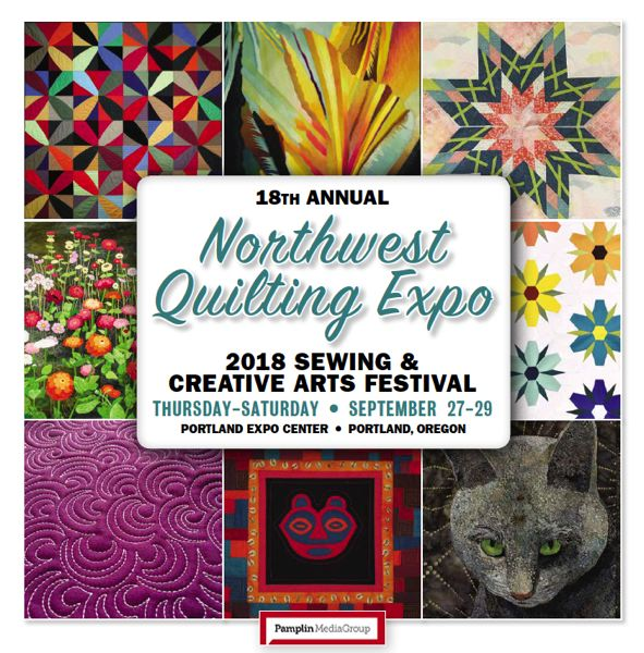 Don't miss the Northwest Quilting Expo special section that appeared in all issues of the Pamplin Media Group's weekly newspapers the week of Sept. 17.