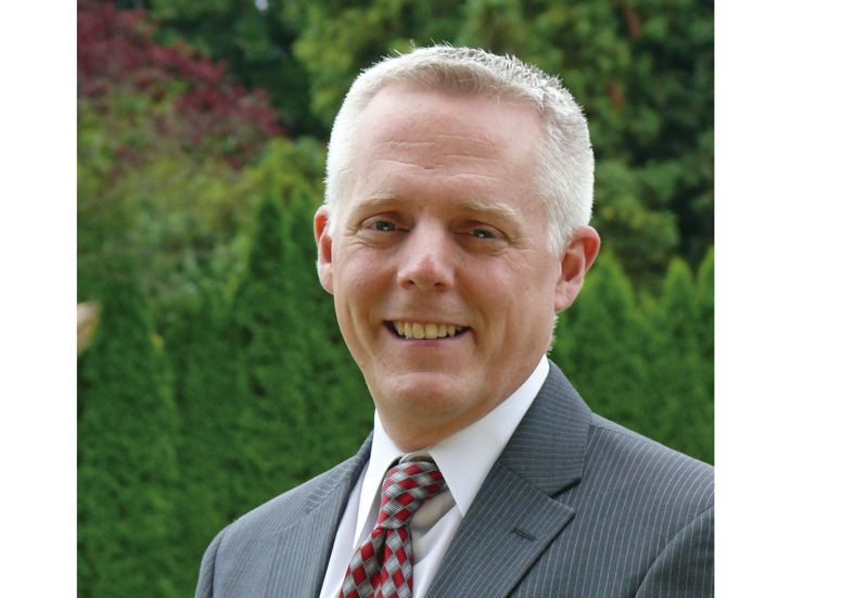 North Clackamas Superintendent Matt Utterback