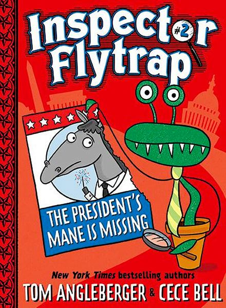 COURTESY PHOTO - A Multnomah County library patron didn't like the gross-out humor of 'Inspector Flytrap 2.'
