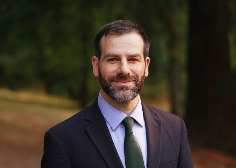 COURTESY WORLD FORESTRY CENTER  - Joseph Furia is the new executive director of the nonprofit World Forestry Center in Portland.