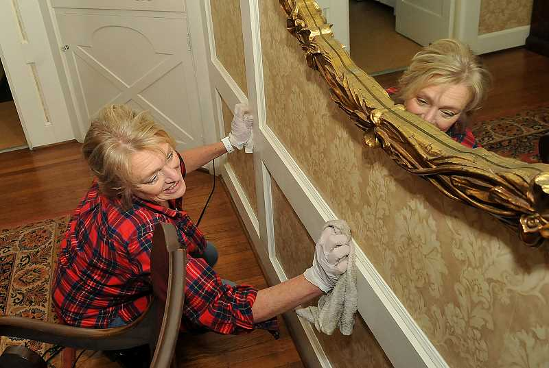 TIDINGS FILE PHOTO - The Friends of McLean House are looking for more volunteers. Residents can learn about that group and many more at the volunteer fair Saturday.