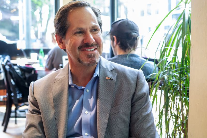 COURTESY PHOTO - Republican gubernatorial candidate Knute Buehler agreed that the U.S. Senate should halt a Supreme Court nomination because of sexual assault allegations.