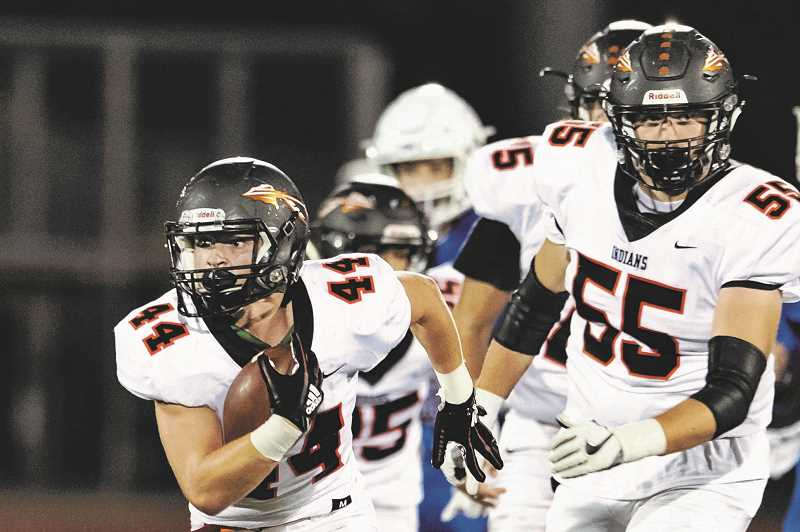 FILE PHOTO - Scappoose Indians