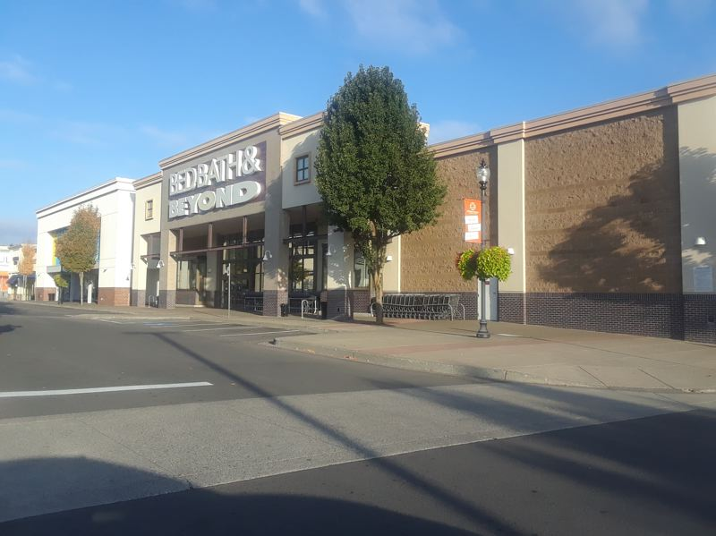 OUTLOOK PHOTO: SHANNON O. WELLS - Bed Bath & Beyond is one of the anchor stores at Gresham Station, which just went through its second ownership change in two years when Portlands Harsch Investment Properties took over the complex.