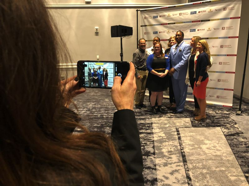 PAMPLIN MEDIA GROUP: STEPHANIE BASALYGA - In addiiton to an awards luncheon, Portland 's 2018 MED Week events included a half-day diversity summit and a networking reception. The events took place Sept. 25 and 26 at the Hilton Portland Downtown.