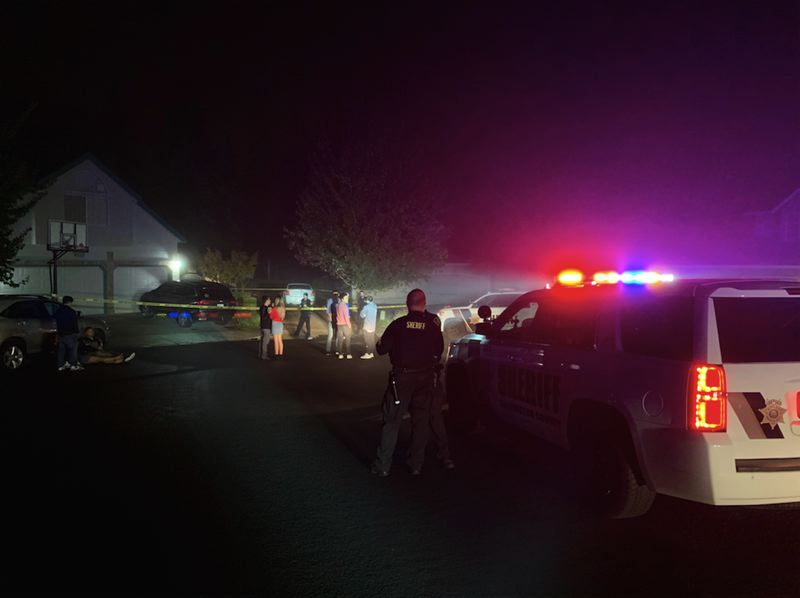 COURTESY PHOTO: WASHINGTON COUNTY SHERIFF'S OFFICE - A party at a Rock Creek home turned deadly early Sunday morning after an 18-year-old partygoer was fatally shot by an unnamed suspect.