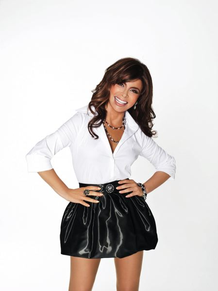 COURTESY: PAULA ABDUL - Paula Abdul, who had four No. 1 hits from the 1988 album 'Forever Your Girl,' performs at Chinook Winds Casino & Resort in Lincoln City in early November. Her tour is called 'Straight Up Paula!,' an ode to her album and fame 30 years ago.