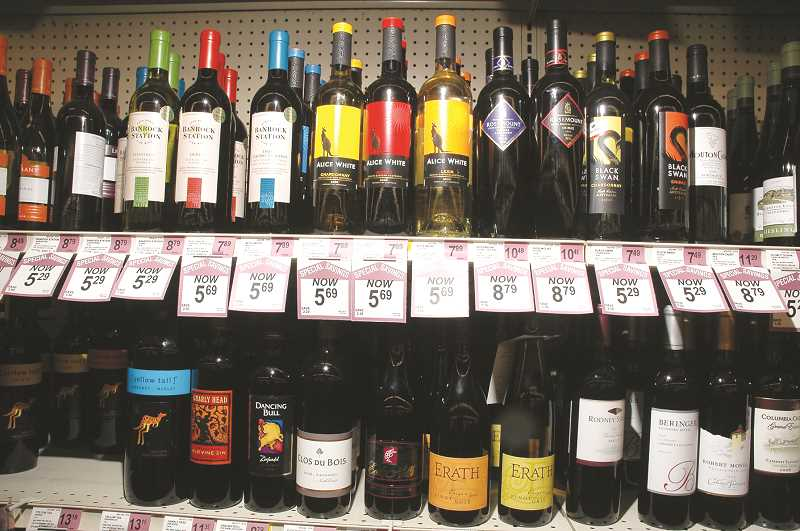 NEWBERG GRAPHIC FILE PHOTO - Some California wineries are trying to trade on Oregon's successful brands.