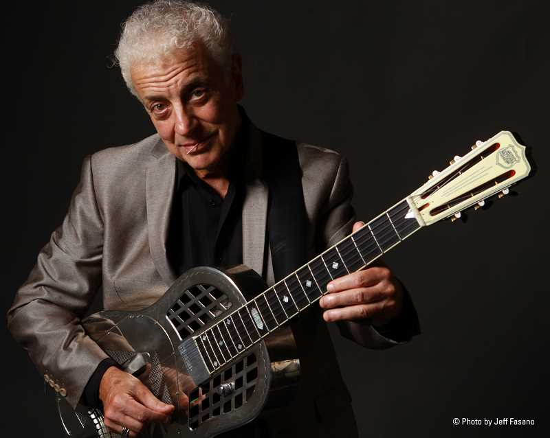 SUBMITTED PHOTO - The Music Monday concert for Oct. 8 at Lake Theater and Café will feature Doug MacLeod, a true blues master and storyteller. MacLeods album Breaking the Chain is the winner of the 2018 Blues Music Award for Acoustic Album of the Year. He was awarded the Blues Music Award for Acoustic Artist of the Year in 2017.  Tickets are $15 each or $100 for a VIP table for four closest to the stage. Purchase online at laketheatercafe-com.seatengine.com or call 503-482-2135. Lake Theater and Café is located at 106 N. State St. in Lake Oswego. Doors open at 6 p.m. and the show starts at 7 p.m. Upcoming concerts include Red Bird Album Release concert by Bre Gregg Oct. 15 and Illegal Smile: The Music of John Prine Oct. 22.  For the complete schedule visit Laketheatercafe.com.