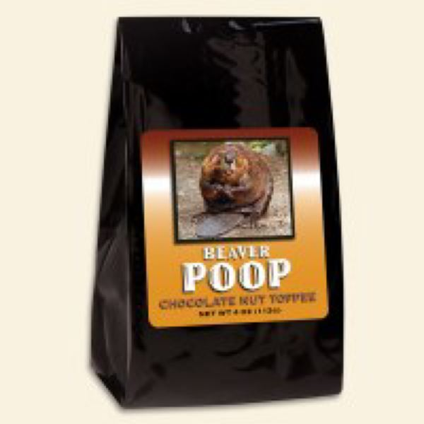 Beaver Poop from YOUR NW is the perfect gift for any Duck fan.
