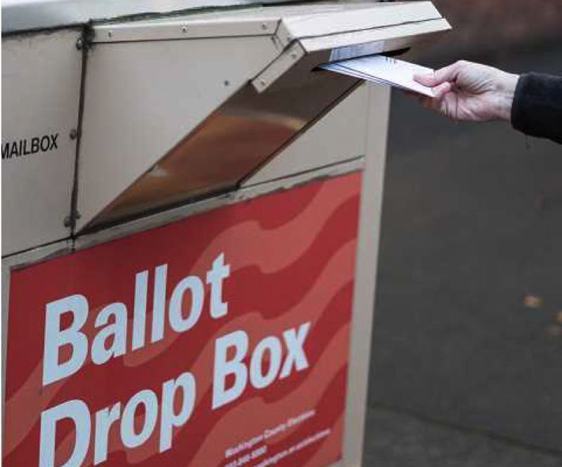 PAMPLIN MEDIA FILE PHOTO - Tuesday, Oct. 16 is the last day to register to vote in the upcoming election