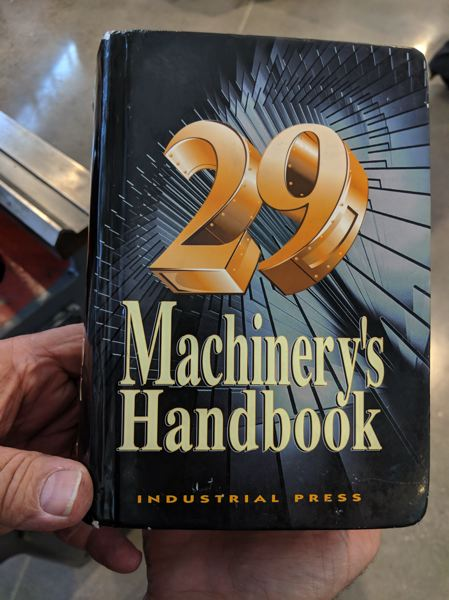 PAMPLIN MEDIA GROUP: JOSEPH GALLIVAN  - The handbook for students learning to use a manual lathe.