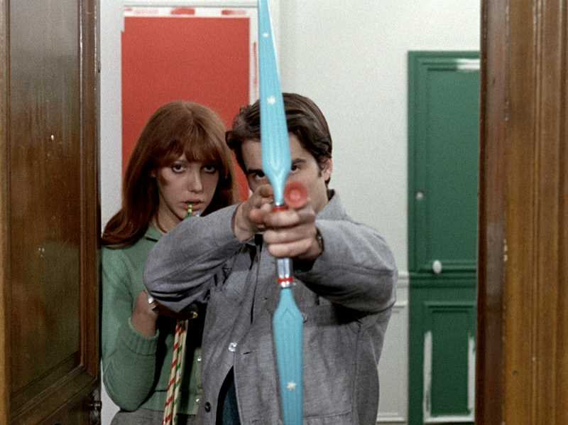 COURTESY PHOTO: KINO LORBER EDU - Jean-Luc Godard's 'La Chinoise' released in 1967 about university students being inspired by Maoism, and will play on Friday, Oct. 19.
