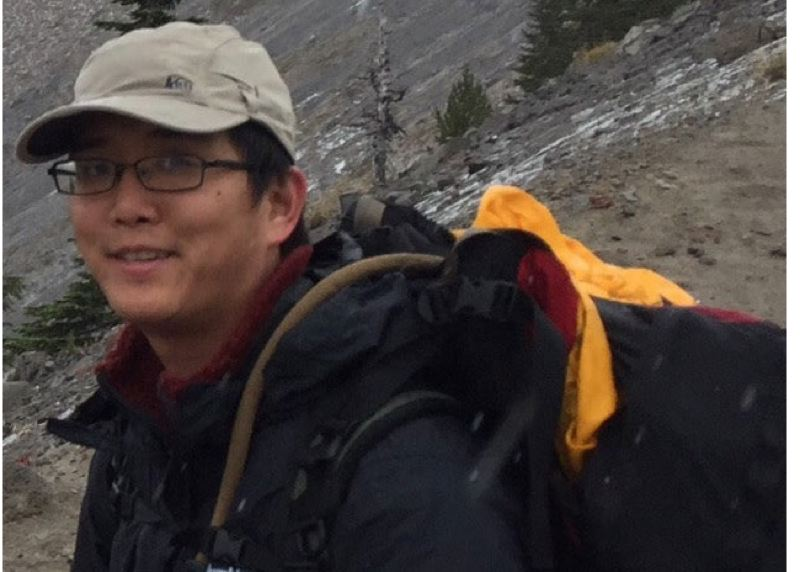 CONTRIBUTED PHOTO: CLACKAMAS COUNTY SHERIFF'S OFFICE - David Yaghmourian, 30, was last seen Oct. 8 near the Timberline Trail, Pacific Crest Trail.