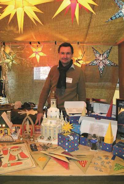 FILE PHOTO - The Hazelnut Fest will once again feature the German Market, with authentic crafts from German and local artisans.