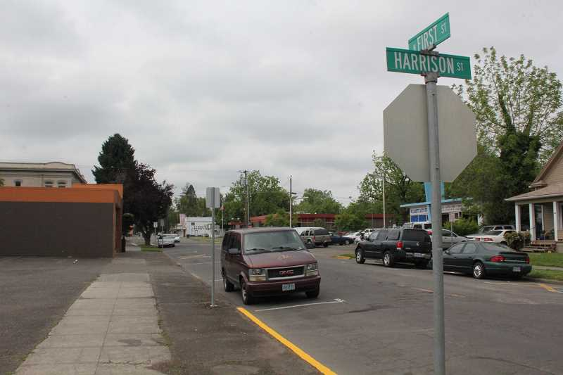 LINDSAY KEEFER - First Street's makeover is the next priority for Woodburn City Council., Woodburn Independent - News  City mulls options for First Street project