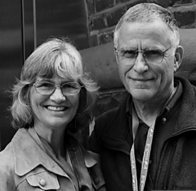 COURTESY OF ECO-SCHOOL NETWORK - Jeanne and Dick Roy, local giants of the sustainability movement, are passing the torch to a new generation of leaders.