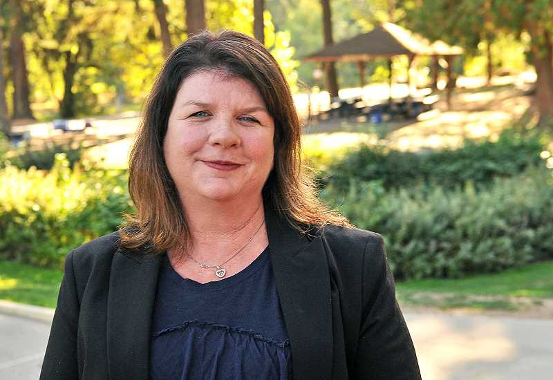 TIDINGS PHOTO: VERN UYETAKE - Jules Walters says shes had to grow into a role as a political leader, but shes excited to lend her voice to the council.