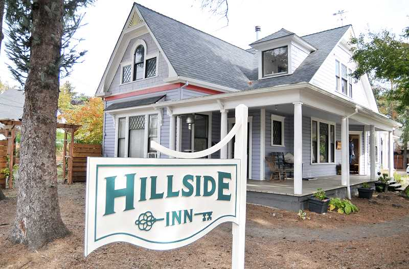 SETH GORDON - The Hillside Inn was established four years ago as a homefor young adults in transition or in need of respite. The endeavor is funded by and operates under the umbrella of Church of the Vine (formerly Hillside Fellowship), but is looking for new church partners to help it transition into a standalone nonprofit ministry.