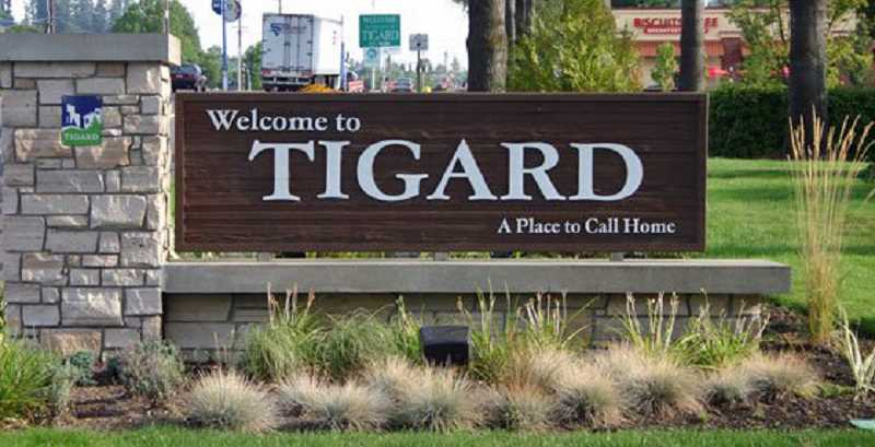 COURTESY CITY OF TIGARD - Four residents are running for mayor of Tigard this election season.