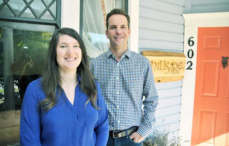 SETH GORDON - Carrie Adams took over for longtime Hillside Inn director Sean Flannery in August. Adams has taught locally at C.S. Lewis Academy and previouslyworked at L'Abri, the international organization of study centers and refuges for Christians that was a major inspiration for the creation of the Inn.