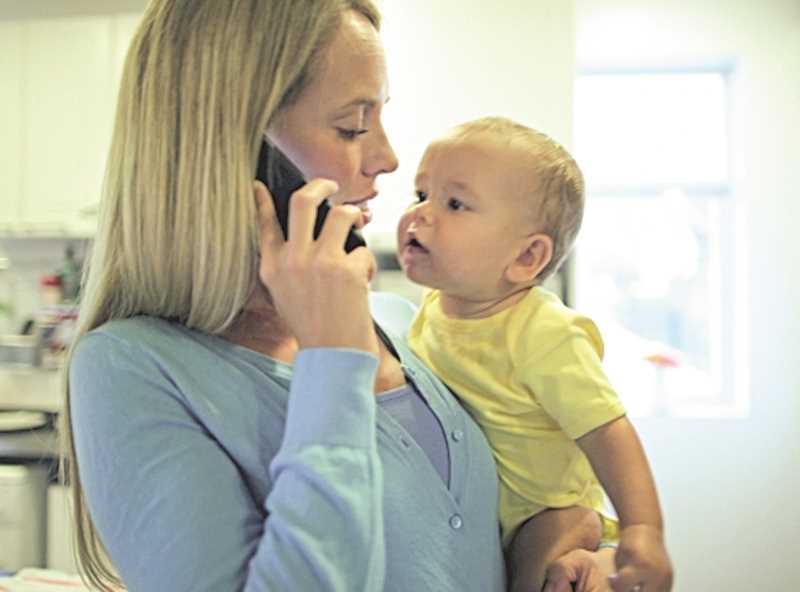 INTERNET PHOTO - Heart to Heart launched Tuesday, enabling parents to call for advice on a host of issues with young kids.