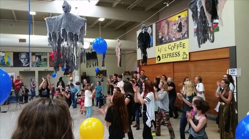 PHOTO COURTESY OF DAYBREAKERS KIWANIS - Families attend the 2017 DayBreakers Kiwanis Childrens Fair in St. Helens. This years Halloween fair promises activities, live demonstrations, clowns and snacks.