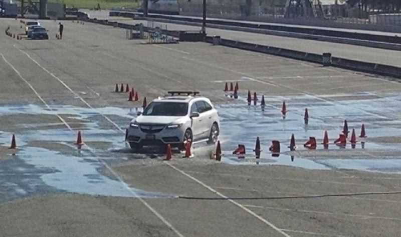 OREGON REGION SCCA - Teen Street Survival training teaches young drivers how to avoid accidents in all kinds of conditions.