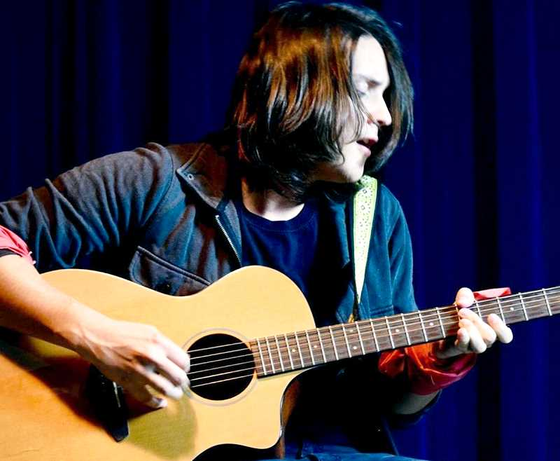 SUBMITTED PHOTO - Singer-songwriter-guitarist Joel Martin will perform Thursday at Coffee Cottage in Newberg.
