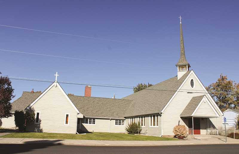 HOLLY SCHOLZ - St. Andrew's Episcopal Church has been a Prineville icon since 1947. The Calvary Chapel of Crook County congregation is in the process of buying the property.