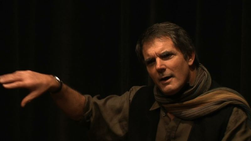 """Storyteller William Kennedy Hornyak will cast a spell with """"Tales from the Celtic Otherworld"""" on Halloween in Milwaukie."""