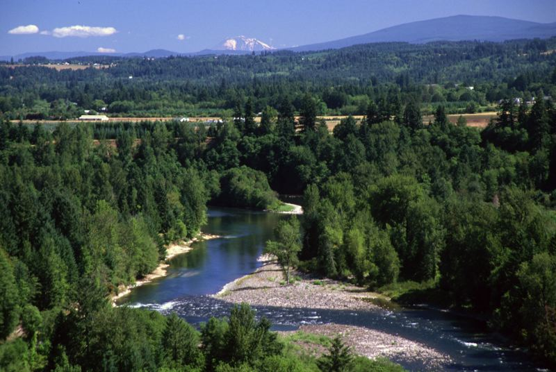 CONTRIBUTED PHOTO: MT. HOOD NATIONAL FOREST - Mt. Hood National Forest staff are working on the preliminary stages of a comprehensive rivers plan and are seeking public input before Friday, Nov. 2.