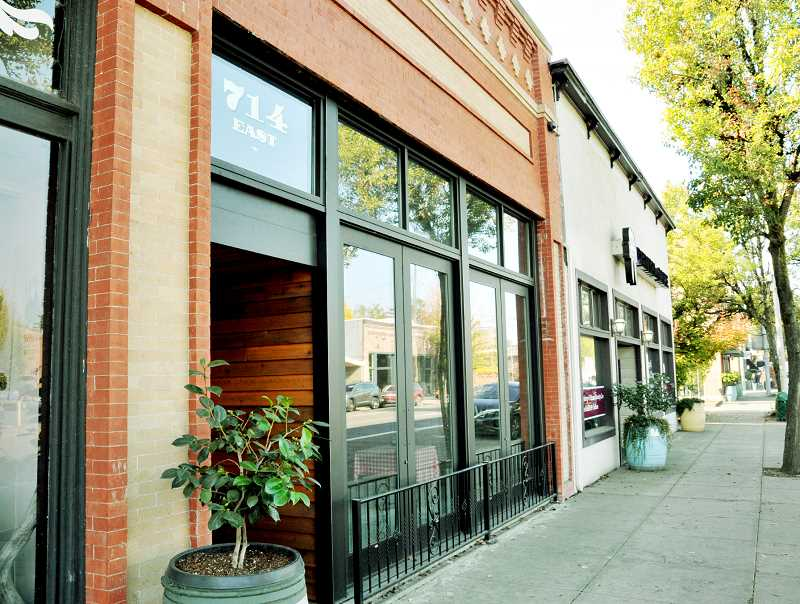 GARY ALLEN - The long effort to install an Italian restaurant on First Street may come to fruition in the next several months.