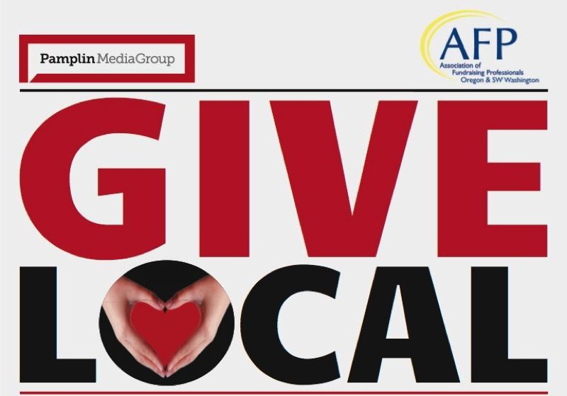 Pamplin Media Group's Give Local Campaign