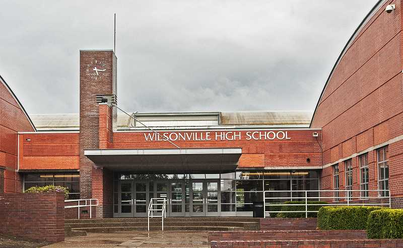 SPOKESMAN FILE PHOTO - Ninety-six percent of Wilsonville High School students are graduating on time, according to the 2017-18 state report card.