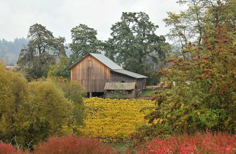 TIDINGS FILE PHOTO - Stafford residents say they value the way of life that is preserved within the 6,230-acre hamlet.