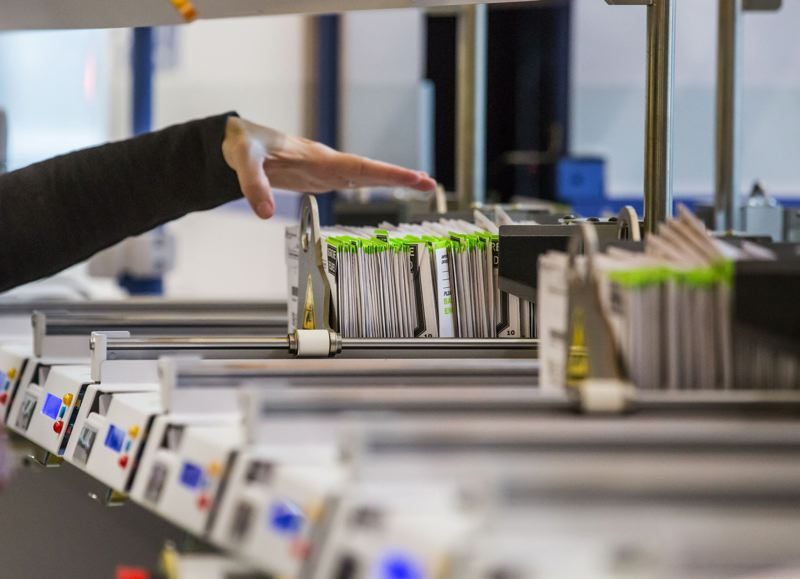 PAMPLIN MEDIA GROUP FILE PHOTO - Ballots for the Nov. 6 general election are being returned at a rapid pace.