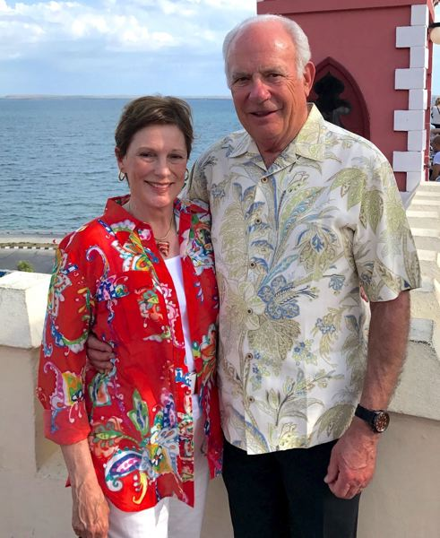 Connie and Lee Kearney were honored by the Association of Fundraising Professionals with the Vollum Award for Lifetime Philanthropic Achievement at their annual Philanthropy Awards luncheon.