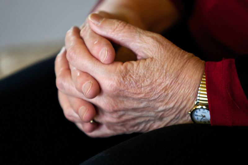 PAMPLIN MEDIA GROUP FILE PHOTO - State training for caregivers is seeing increased interest among people who work with the elderly and patients with Alzheimer's.