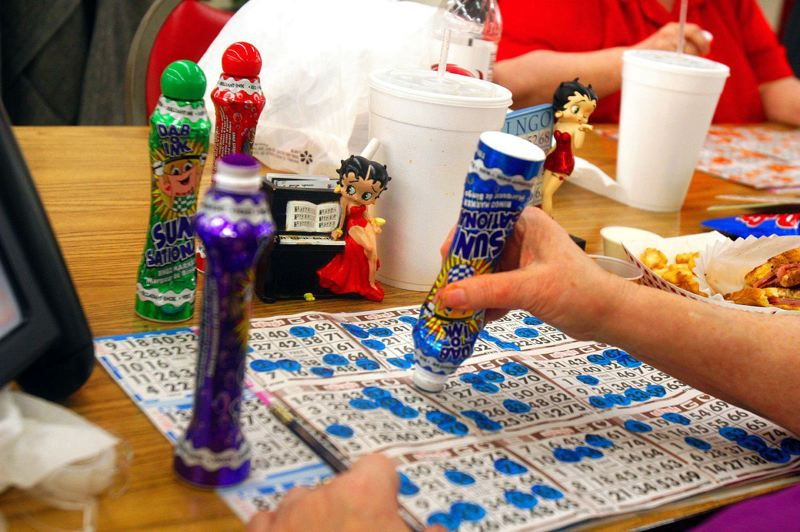 FILE PHOTO - Join members of the Gresham Elks for bingo every Thursday evening at the lodge. See listing for details.