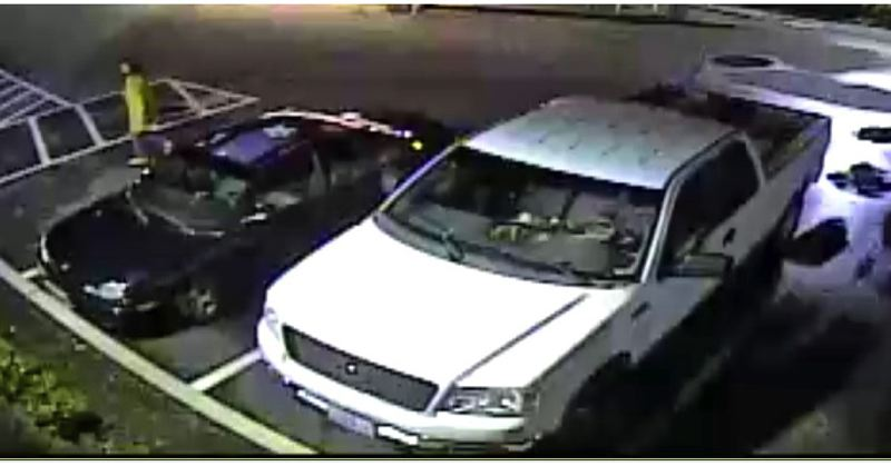 PHOTO: BEAVERTON POLICE - Beaverton Police seek information on these vehicles or their drivers, who may have information regarding an Oct. 1 fatal crash.