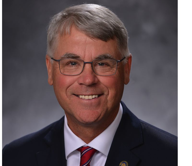 CONTRIBUTED PHOTO - Sen. Chuck Thomsen (R-Hood River).