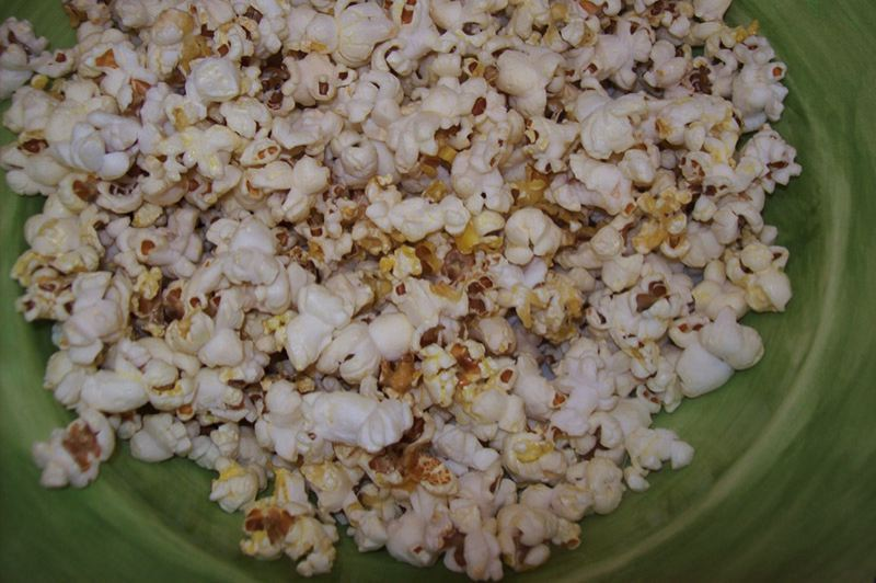 COURTESY: BOOKSCRAFTSPRETTYTHINGS, FLICKRCC. - Consumers looking to reduce their exposure to PFASs should steer clear of microwaveable popcorn, among other foods, that are stored or cooked in bags treated with stain-resistant chemicals.
