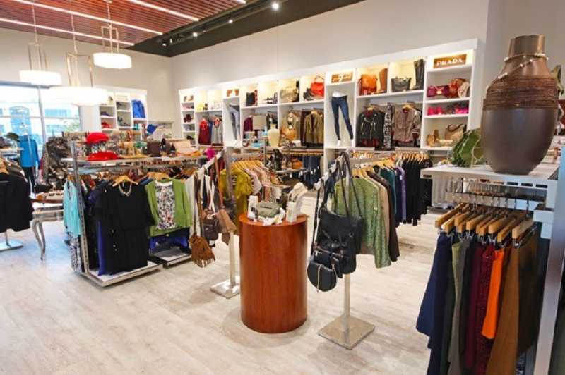 SUBMITTED PHOTO - Goodwill Industries' new boutique in Lake Oswego fills 2,000 square feet with high-end apparel, jewelry, housewares and art.