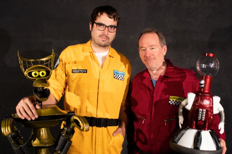 COURTESY PHOTO - The stage show celebrating the 30th anniversary of 'Mystery Science Theater 3000' is hitting the Portland stage Friday, Nov. 9 at Arlene Schnitzer Concert Hall.