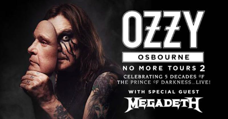 COURTESY PHOTO - Ozzy Osbourne is coming to Portland next year.